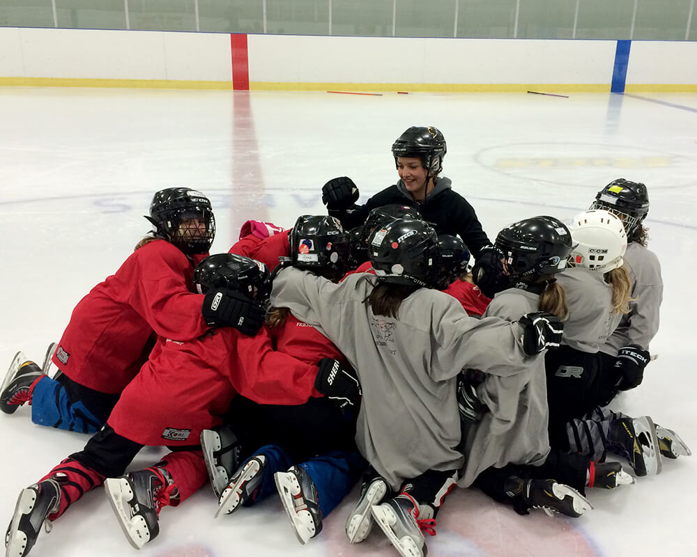 December Clinic - Elite Ringette Training
